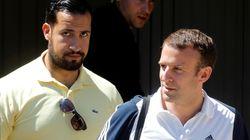 Μακρόν για σκάνδαλο Μπεναλά: «Ας μην πνιγόμαστε σε μια κουταλιά