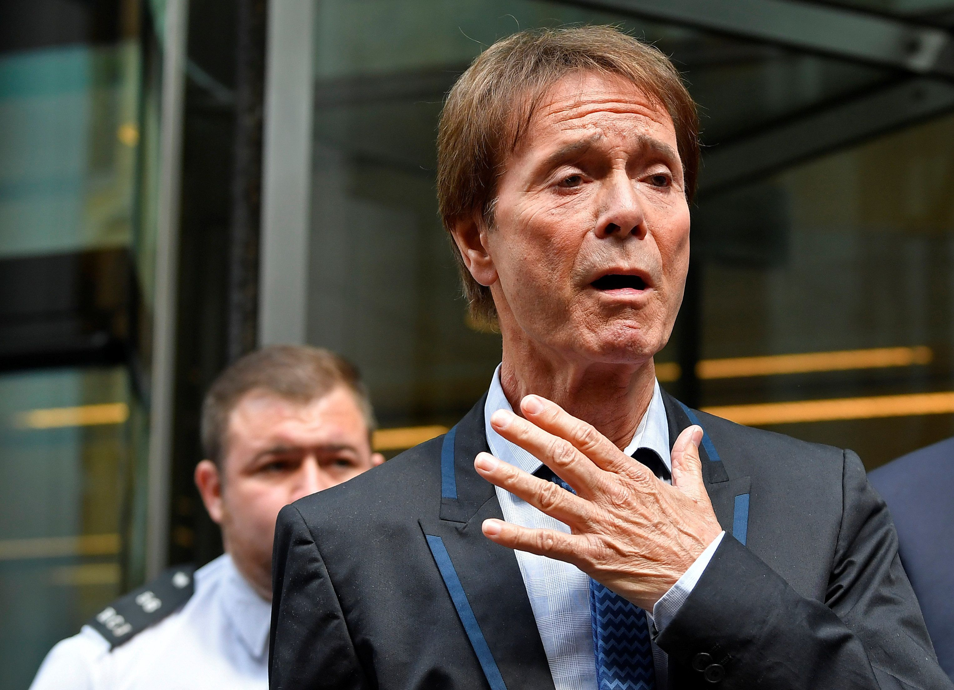 BBC Denied Right To Appeal In Sir Cliff Richard Privacy