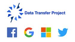 "Google, Facebook, Microsoft et Twitter lancent "" Data Transfer"