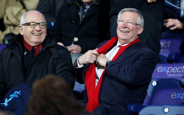 Sir Alex Ferguson Thanks Medical Staff Who Saved his Life After Brain