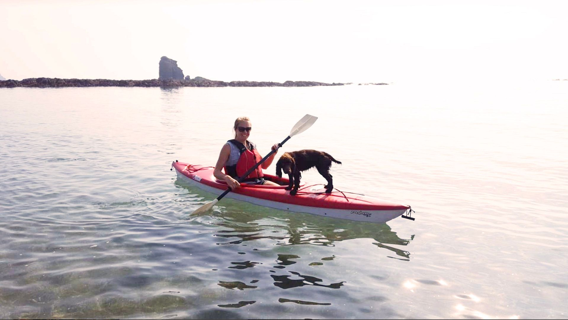 What Works For Me: 'Kayaking Helps Me Escape The Pressure To