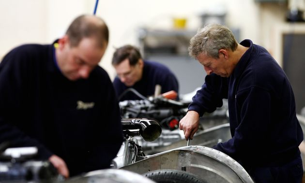 Manufacturing workers are among those most likely to not receive their entitlement of annual leave.