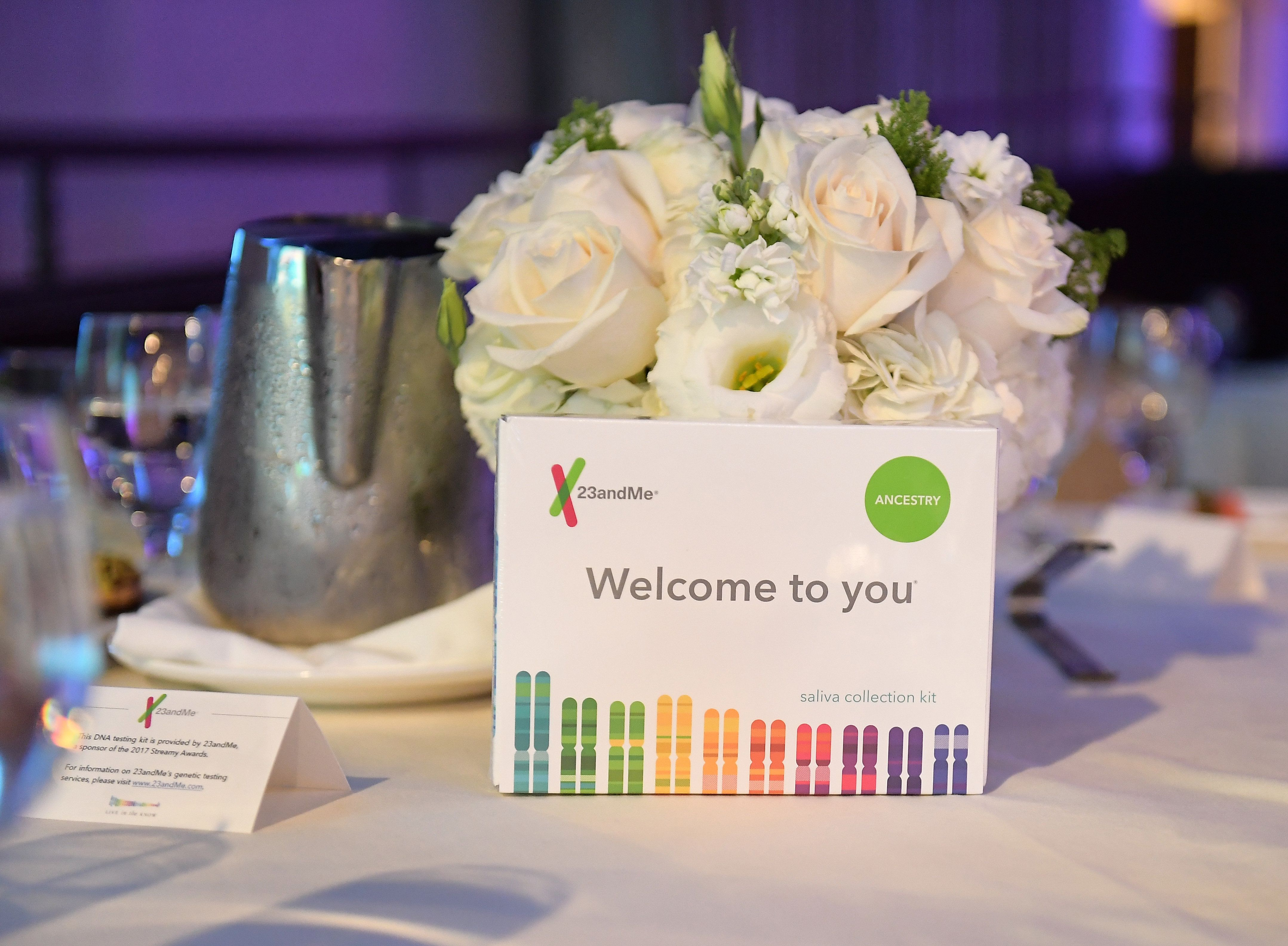 DNA Testing Company Teams With Pharmaceutical Giant