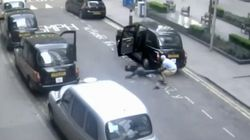 Taxi Driver Filmed Dragging Unconscious Man From Cab Sought By