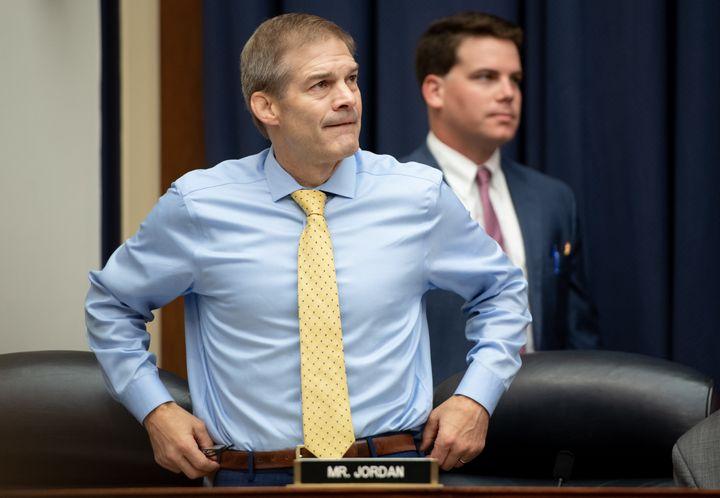 Rep. Jim Jordan will run for House speaker.