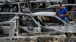 «Ύποπτο εύρημα- σοβαρές ενδείξεις εμπρησμού»: Τι λένε οι αρχές για την πυρκαγιά στο