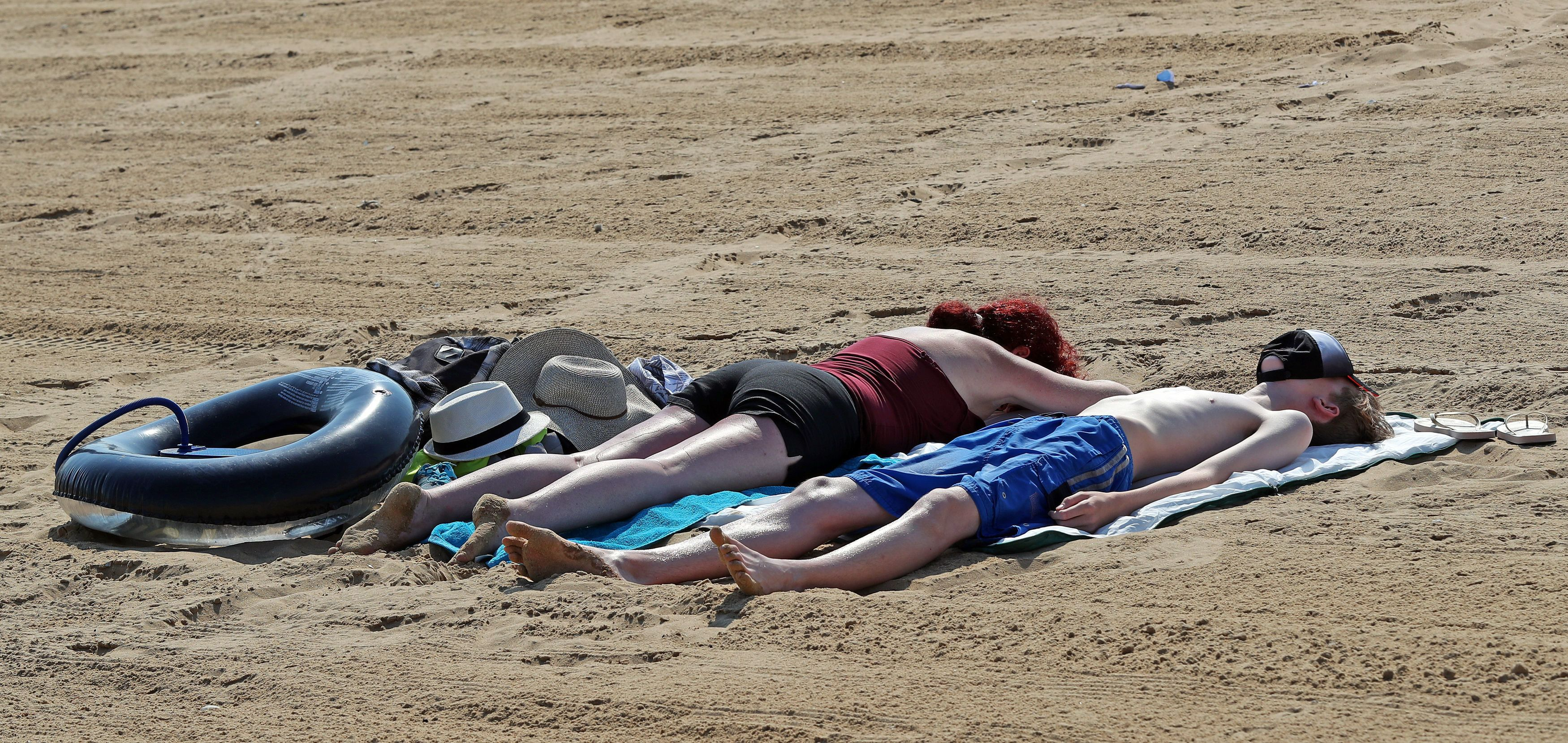 Βρετανία: Να αναμένετε περισσότερα κύματα καύσωνα λόγω της κλιματικής αλλαγής, προειδοποιούν