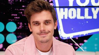 LOS ANGELES, CA - May 31: (EXCLUSIVE COVERAGE) Antoni Porowski from 'Queer Eye' visits the Young Hollywood Studio on May 31, 2017 in Los Angeles, California. (Photo by Mary Clavering/Young Hollywood/Getty Images)