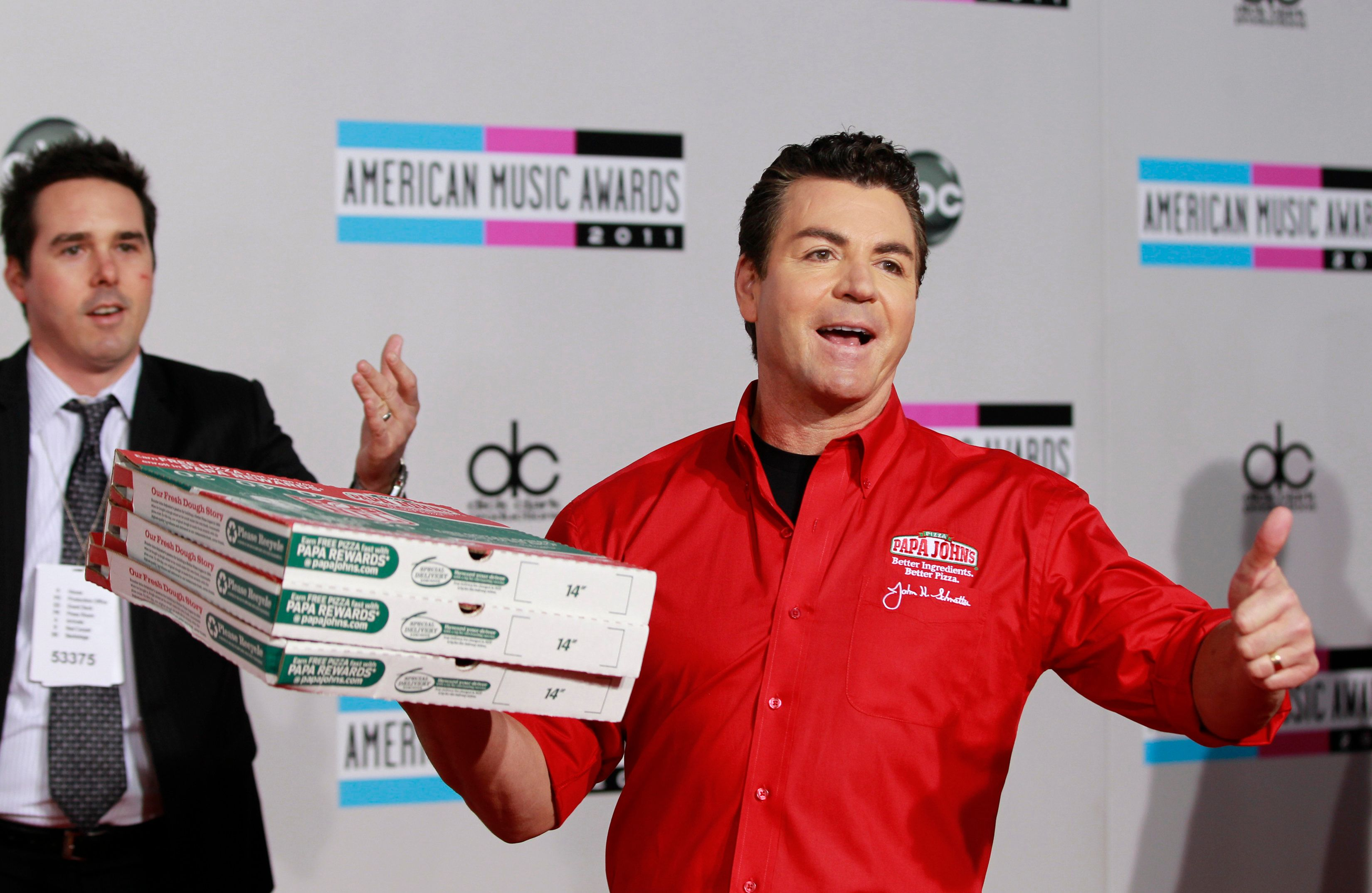 Papa John's Founder Sues Pizza Chain Over Internal Documents