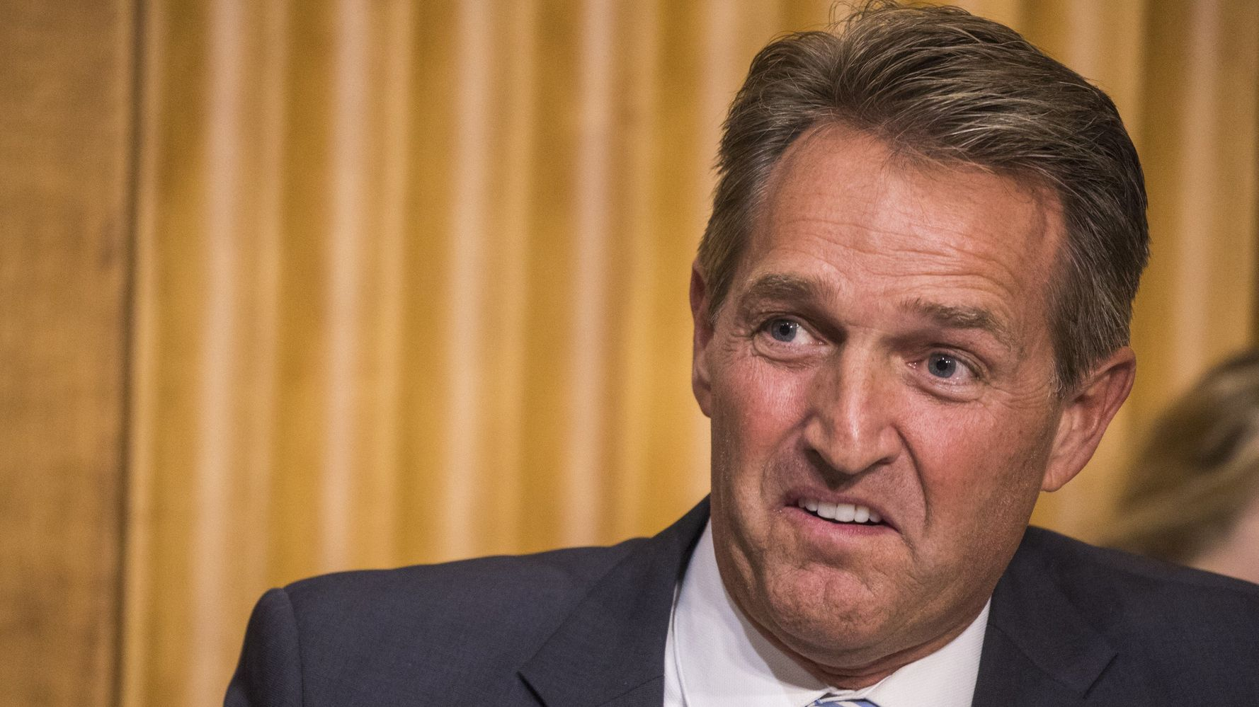 Bug Funding Is Bugging Sen. Jeff Flake