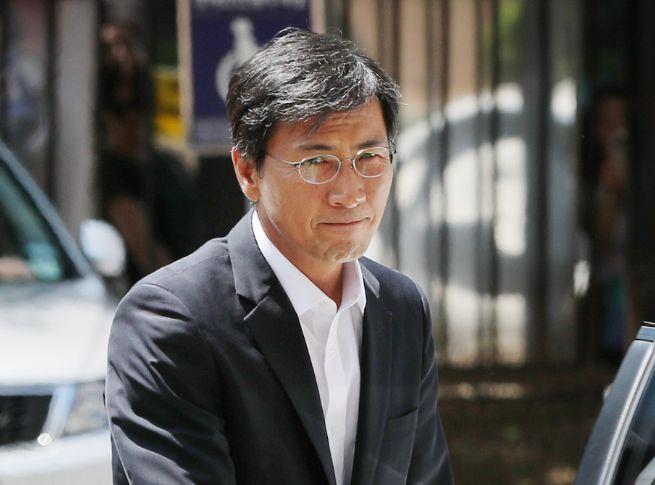 """김지은씨가 """"나는 제일 앞줄의 한 사람일 뿐""""이라며 한 최초의 공개 증언"""