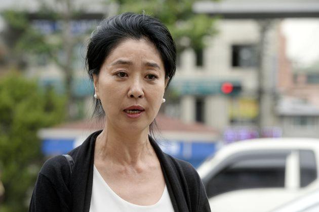 김부선이 2심에서도 벌금형을