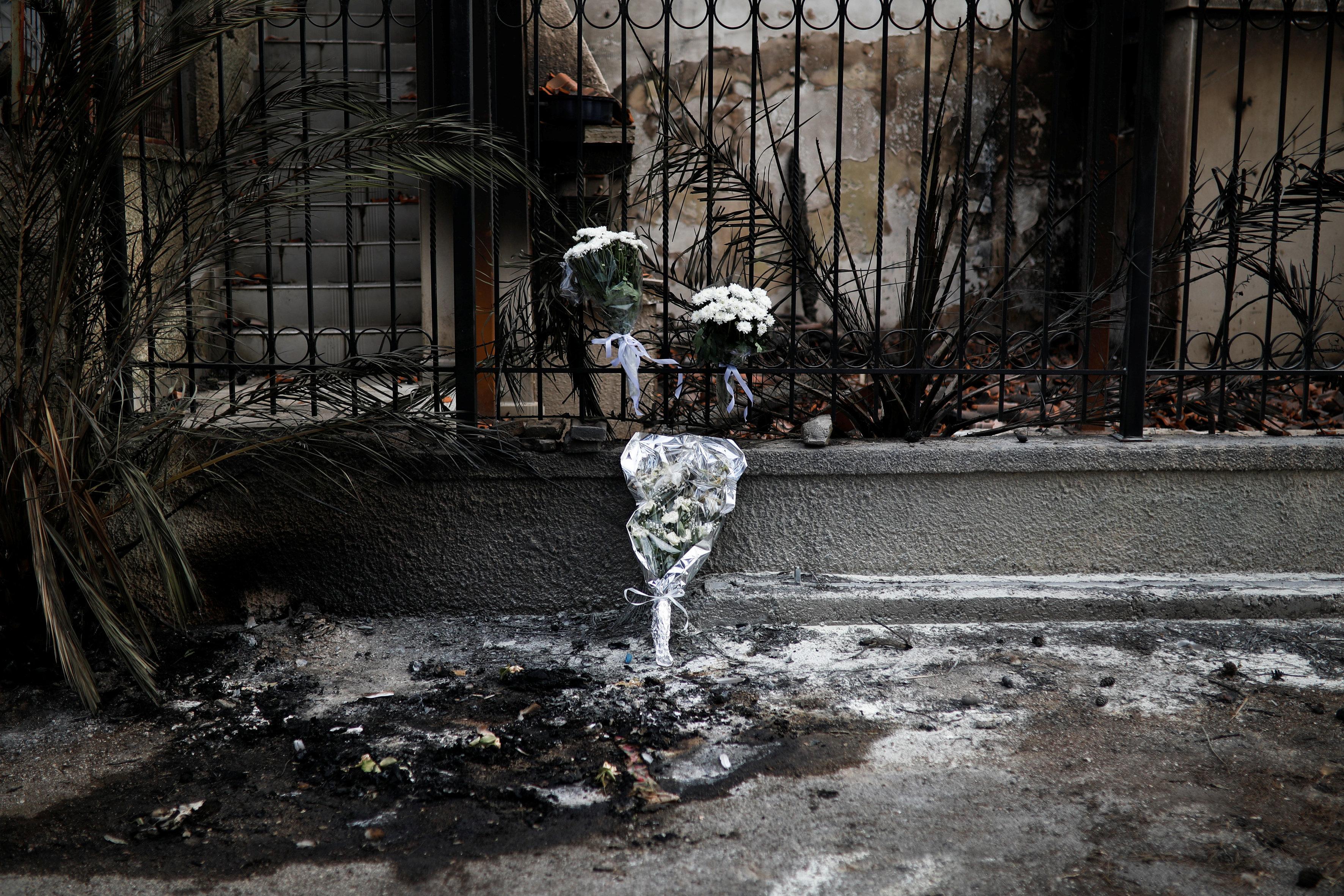 Πυροσβέστης επιχειρούσε στις φωτιές και το 6 μηνών παιδί του πέθαινε στην πύρινη