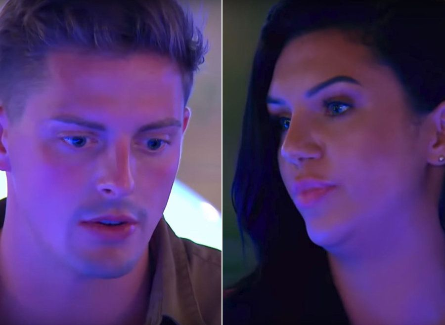 'Love Island' Fans Rejoice As Alexandra Tells Alex What We're All Thinking After He Dumps