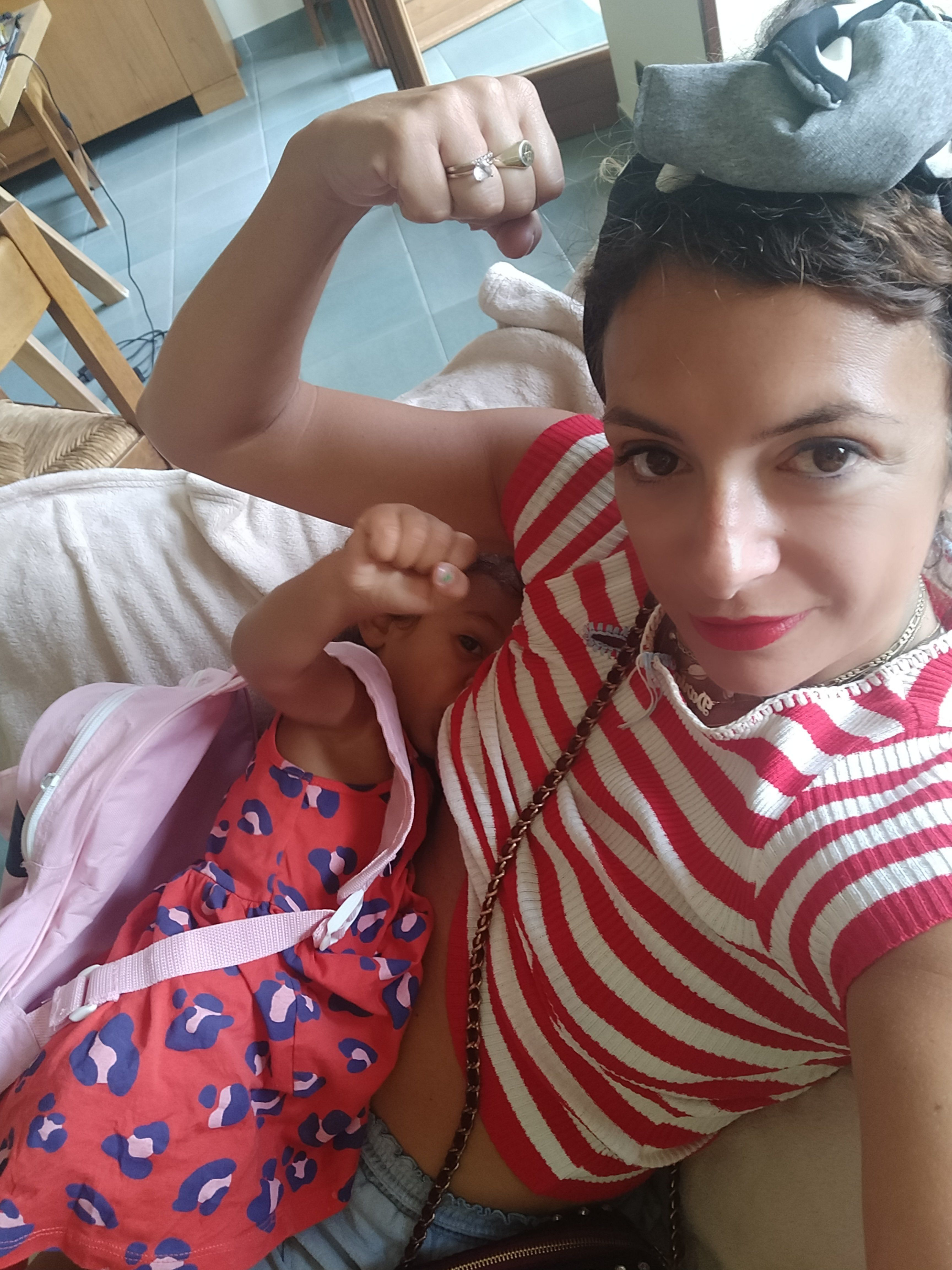 Breastfeeding Forced Me To Discover Time I Did Not Think I
