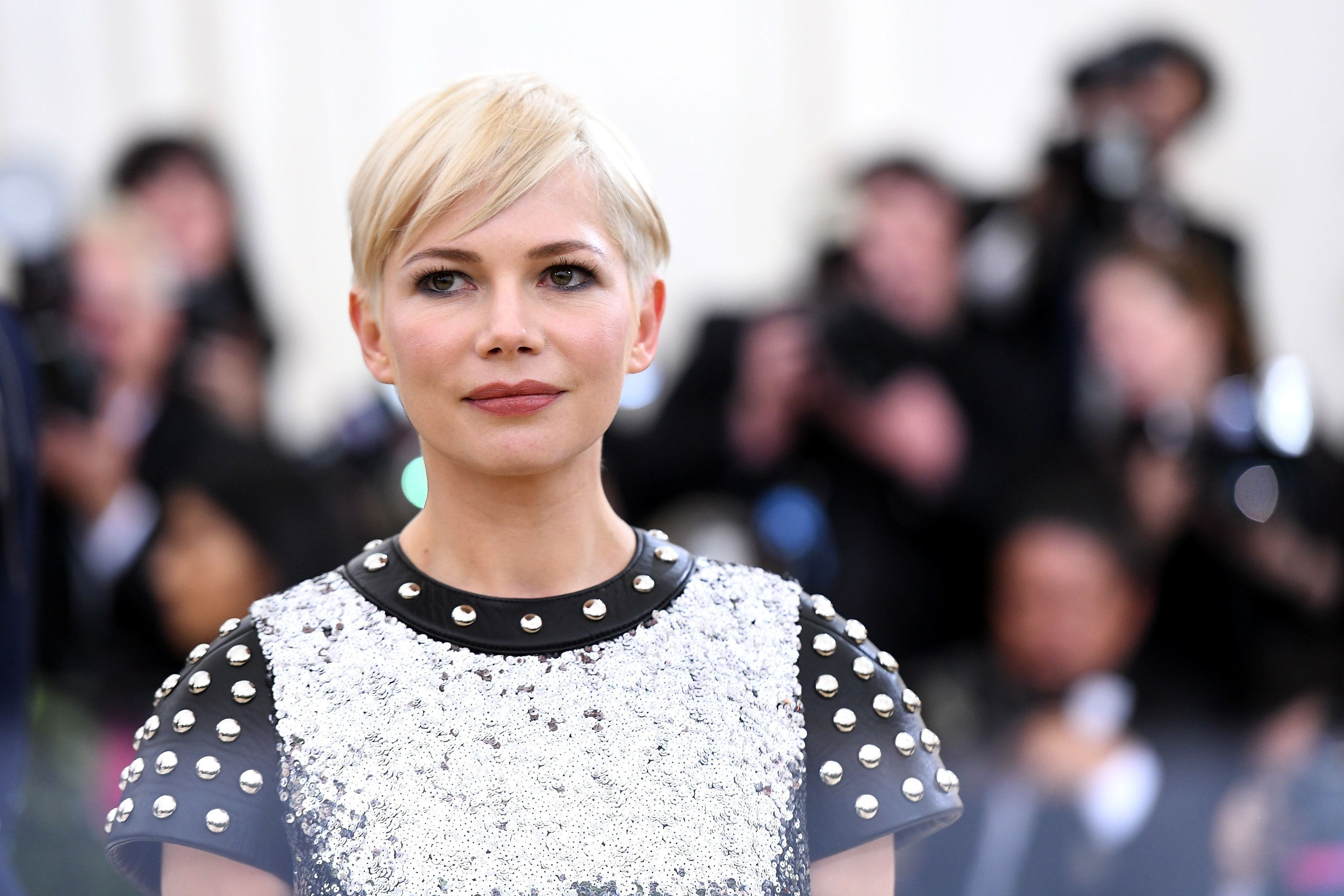 Michelle Williams Discusses 'All The Money In The World' Pay Gap