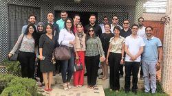 Ces jeunes Marocains ont été élus membres du troisième gouvernement parallèle