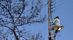ΔΕΔΔΗΕ: Η πορεία αποκατάστασης ηλεκτροδότησης στην ανατολική
