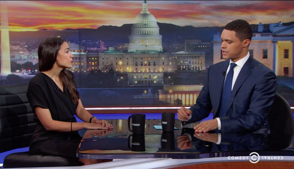 Cortez Says 'ULTRA WEALTHY' Will Pay for Universal Healthcare, Free Education