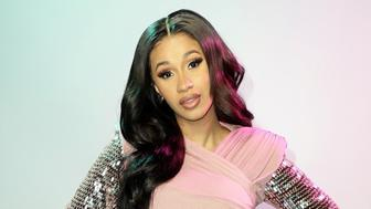 PREMIOS BILLBOARD DE LA MÚSICA LATINA 2018 -- Pictured: Cardi B backstage at the Mandalay Bay Resort and Casino in Las Vegas, NV on April 26, 2018 -- (Photo by: John Parra/Telemundo/NBCU Photo Bank via Getty Images)