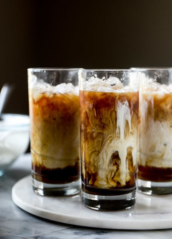 """<strong>Get the<a href=""""https://www.howsweeteats.com/2016/03/iced-whiskey-coffees-with-whiskey-syrup-and-whipped-cream/"""