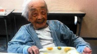 Chiyo Miyako died Sunday at the age of 117 She was the worlds oldest person according to Guinness World Records