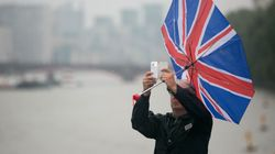 15 Tweets Showing How The Rain Let Britain Return To Normal