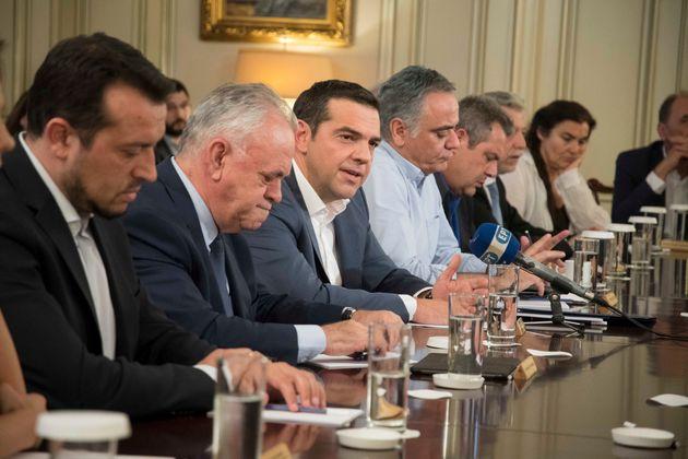 Τα πέντε σημεία δράσης που κατέληξε το υπουργικό συμβούλιο για τις