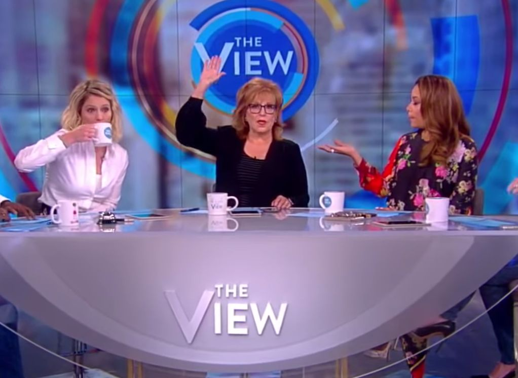 There Were Zero Things Better This Week Than Joy Behar Embracing