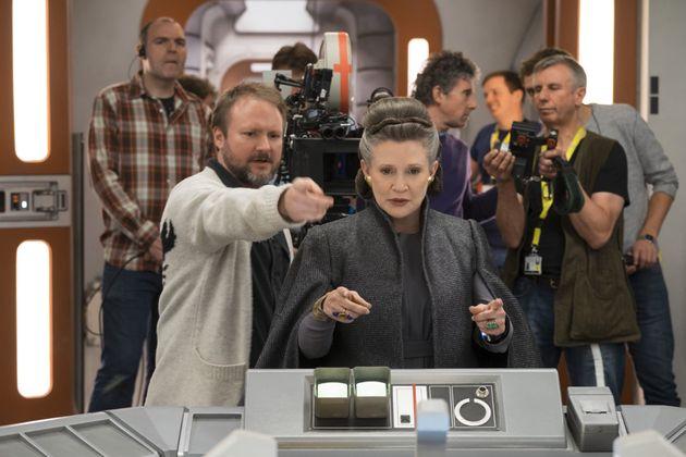2년 전 사망한 캐리 피셔가 '스타워즈9'에 출연할