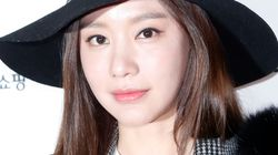 배우 김아중, 신호위반 교통사고 혐의 조사