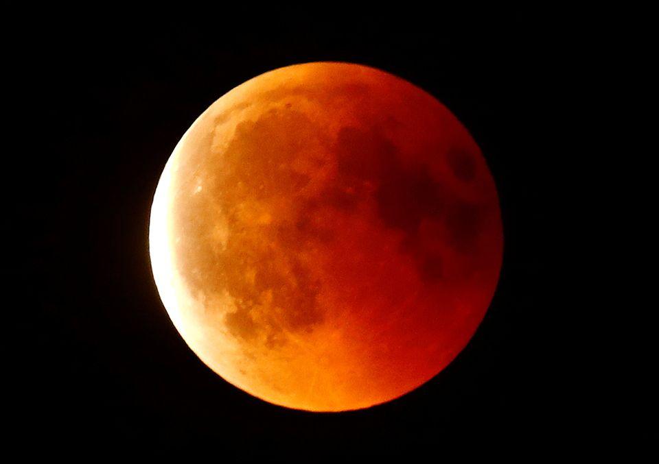 blood moon eclipse oklahoma - photo #4