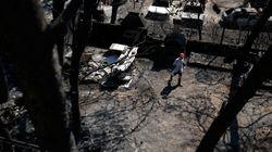 Υπουργείο Υποδομών: Στα 998 τα «κόκκινα» κτίρια στις πυρόπληκτες