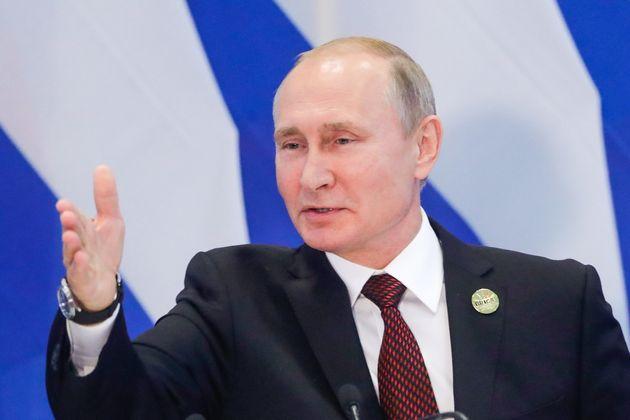 푸틴이 트럼프를 모스크바로 초대하겠다고