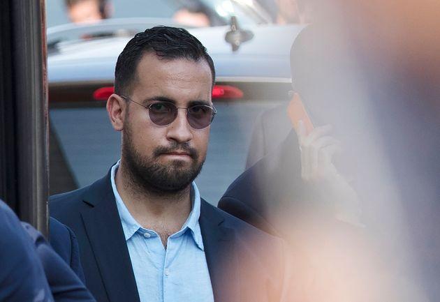 France: Licencié, Alexandre Benalla a tenté de récupérer une voiture de l'Élysée ce