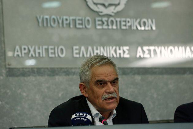 Τόσκας: Δεν υπήρξαν λάθη στρατηγικής, μα υπάρχουν ελλείψεις στην Πολιτική