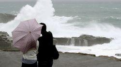 Après des inondations meurtrières et la canicule, un typhon attendu au
