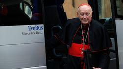 Δεκτή από τον Πάπα η παραίτηση του Θ.ΜακΚάρικ, πρώην αρχιεπισκόπου της Ουάσινγκτον, μετά το σκάνδαλο κακοποίησης