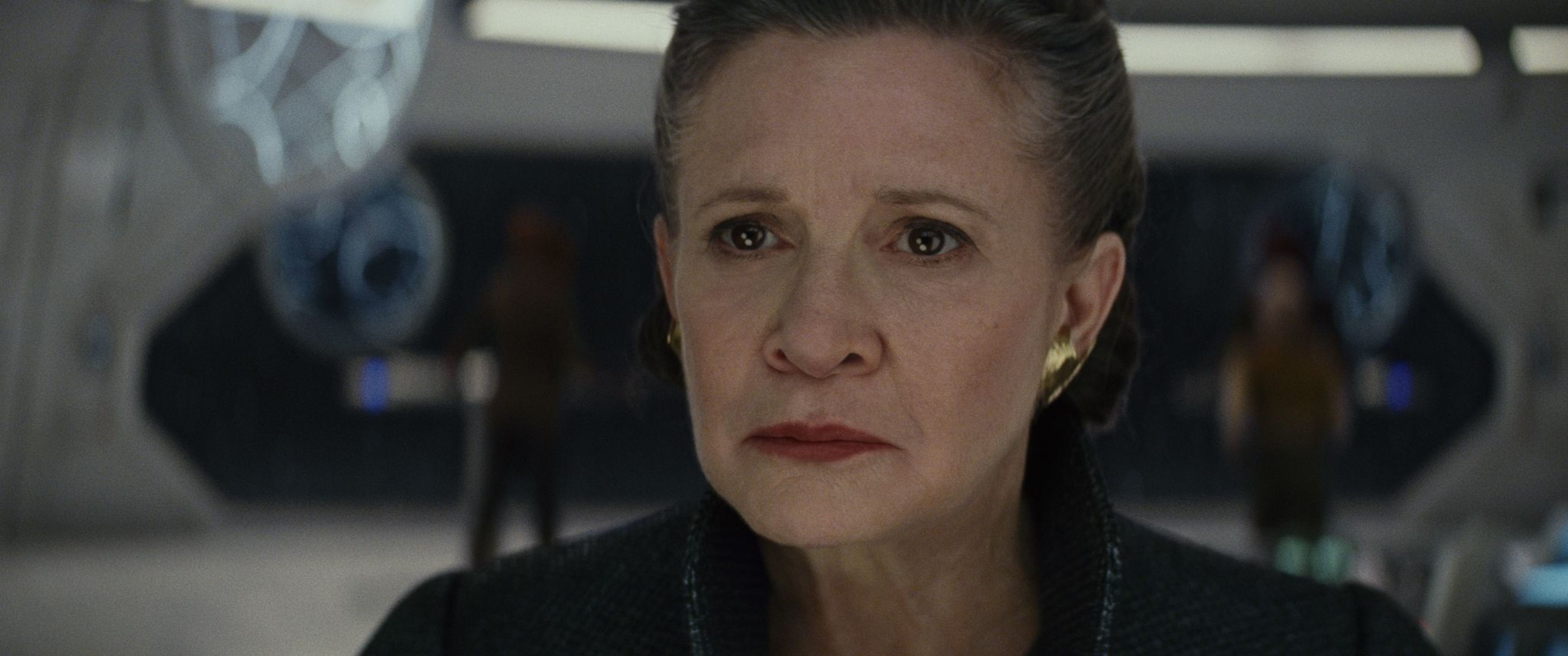'Star Wars 9' To Feature Carrie Fisher Thanks To Previously Unseen