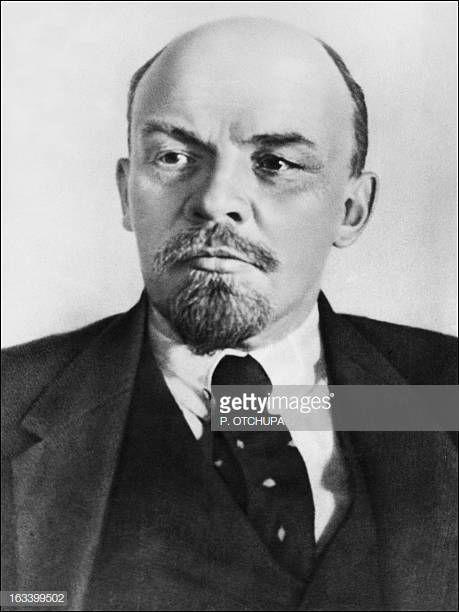 Ο Βλάντιμιρ Ίλιτς Λένιν. Διωκόμενος το καλοκαίρι του 1917 από τις υπηρεσίες ασφάλειας του τσάρου για...