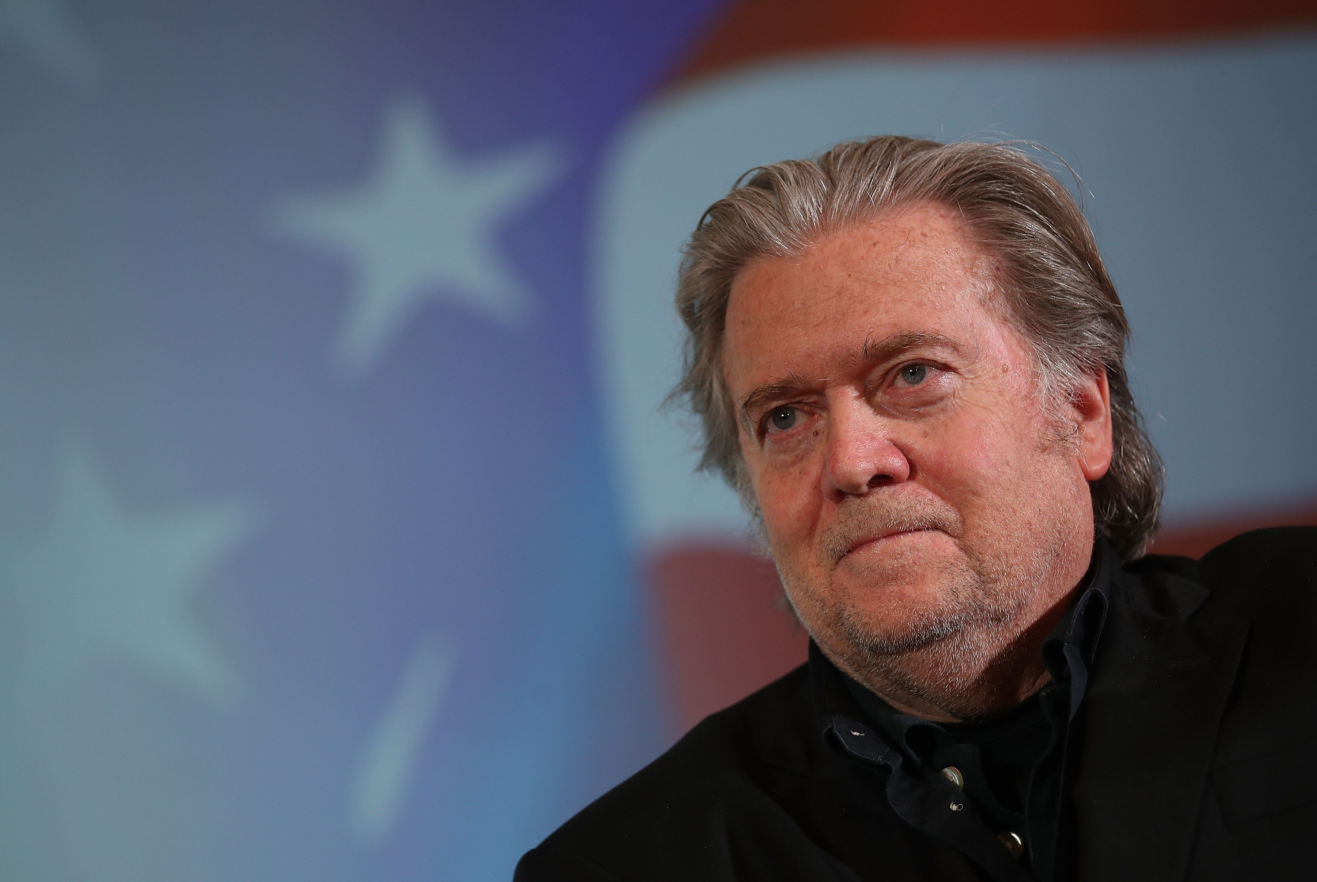 Steve Bannon claims to have been in contact with Boris Johnson, Michael Gove and JacobRees-Mogg