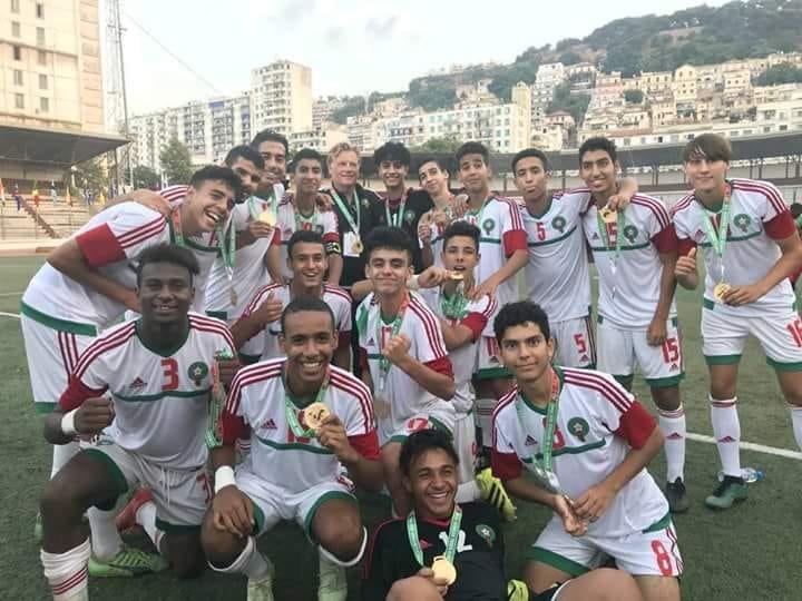Moisson de médailles marocaines aux Jeux africains de la jeunesse