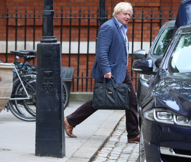 Bannon described Johnson as 'one of the most important persons on the world stage today'.
