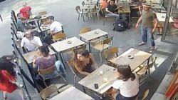 Frappée en plein Paris après avoir répondu à l'homme qui la harcelait, cette femme partage les images pour faire passer un