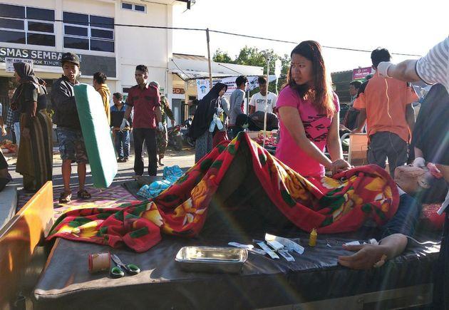 Ινδονησία: Σεισμός 6,4 Ρίχτερ. Τουλάχιστον 14 οι