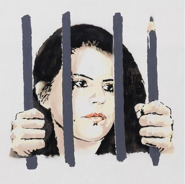 Το «λαθραίο» ευχαριστώ της Ζέχρα Ντογάν μέσα από τη φυλακή στον