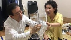 '옥탑방 살이' 일주일 맞은 박원순 시장, 폭염 대책