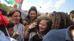Icône de la cause palestinienne, Ahed Tamimi est enfin