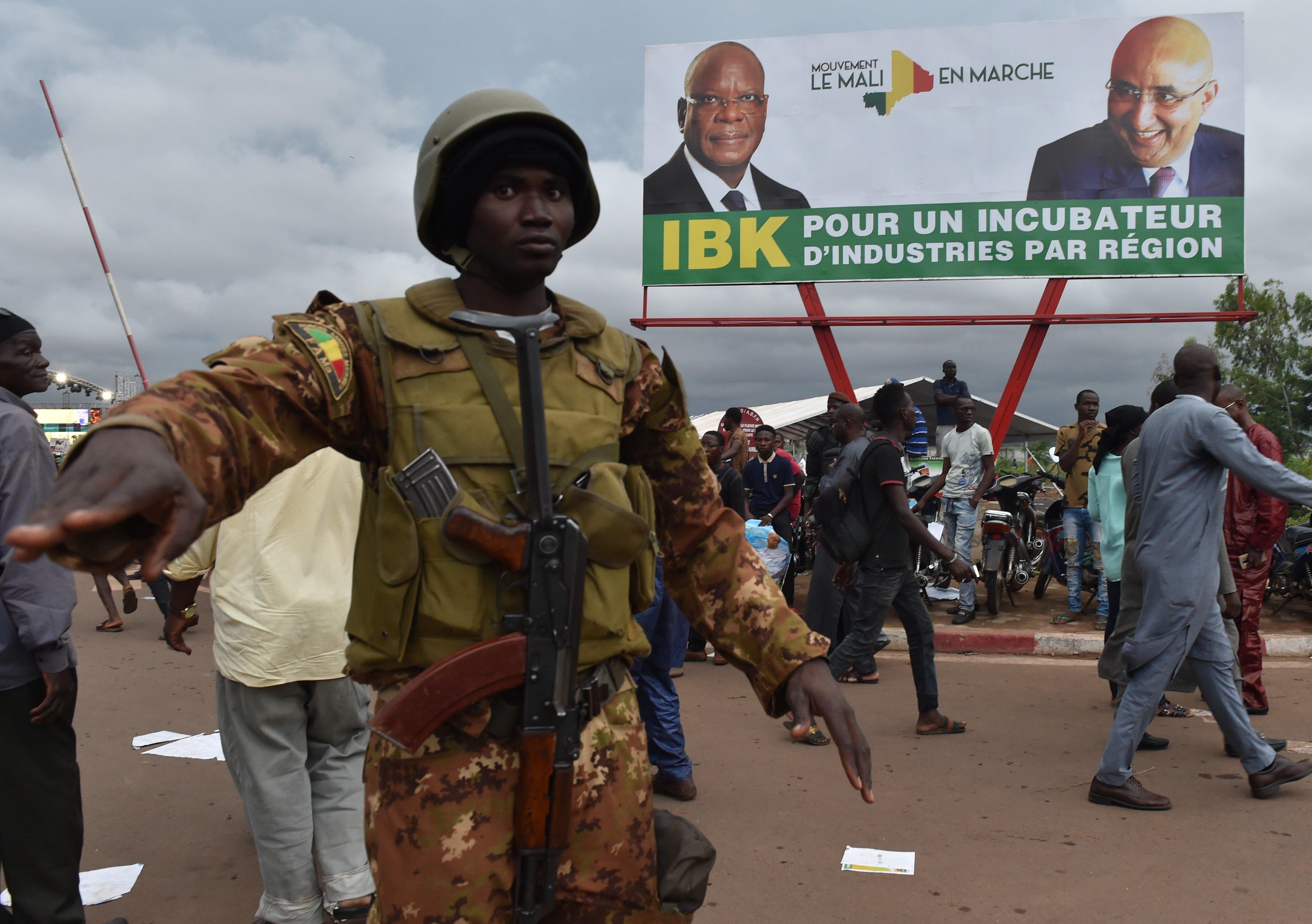 Mali: une présidentielle clé pour le