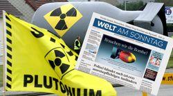 Wenn Deutschland eine eigene Atombombe baut, steht Europa in